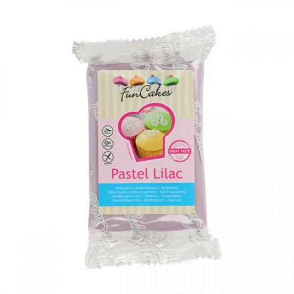 FunCakes Fondant Pastel Lilac 250 g