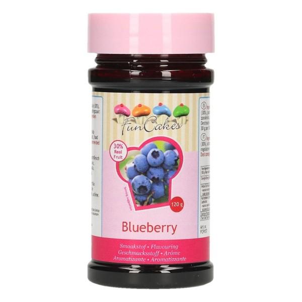 FunCakes Geschmackspaste-Blaubeere-120g