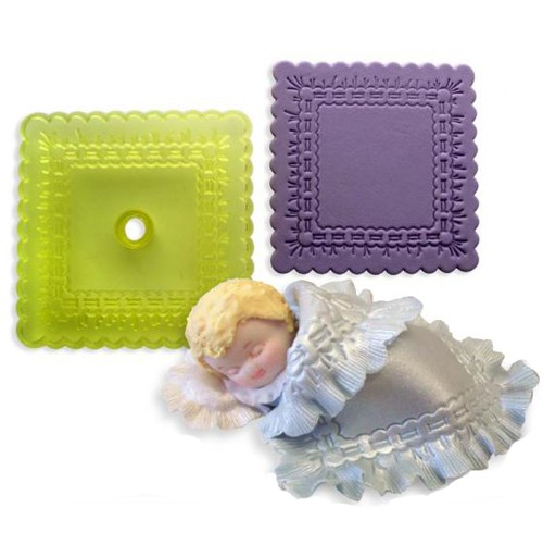 JEM Frilly Pillow Cutter