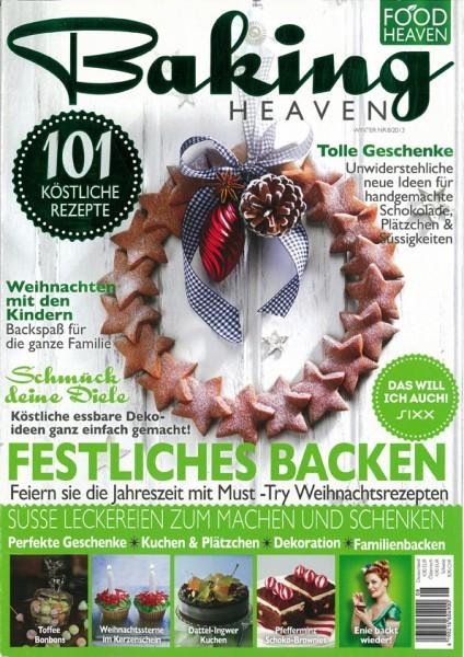 Baking Heaven Winter Nr.8/2013