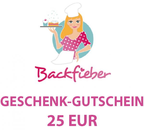 Geschenk-Gutschein 25 EUR