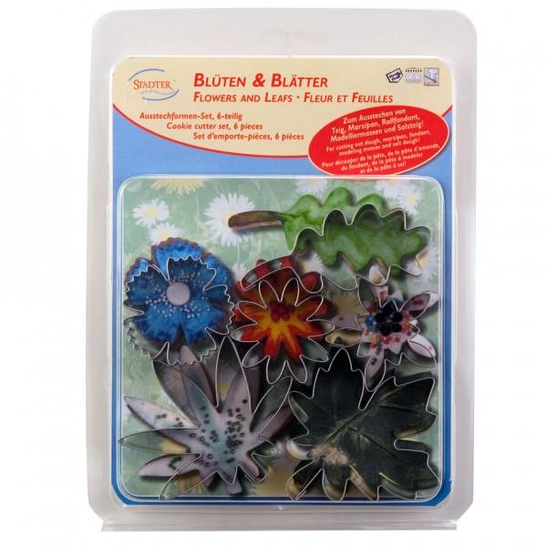 Blüten & Blätter ca. 4,5–8 cm