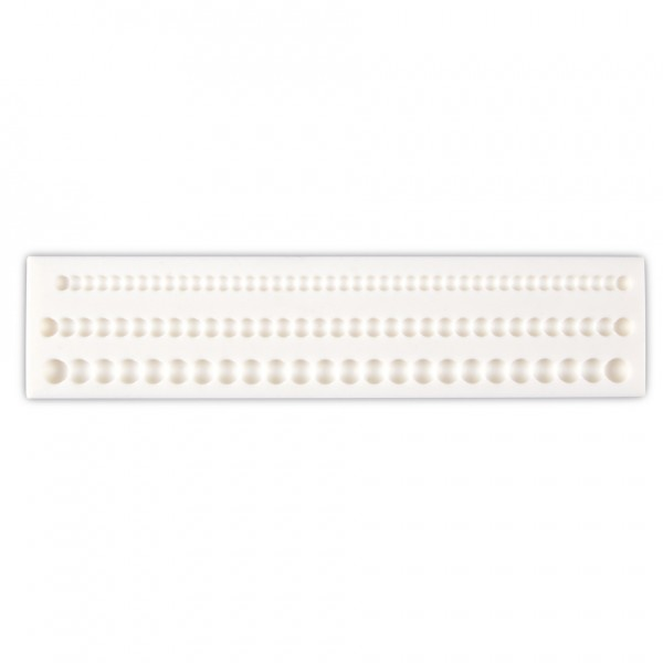 Perlenketten ca. 18 cm Weiß