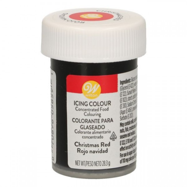 Wilton Icing Color - Christmas Red - 28g