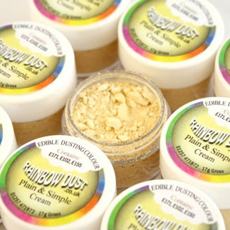 Farbpulver creme - cream