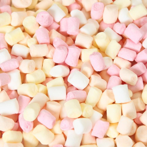 Micro Marshmallows