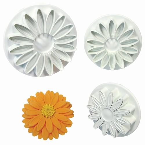 Ausstecherset Sonnenblume/Gerbera 3-er Set - PME