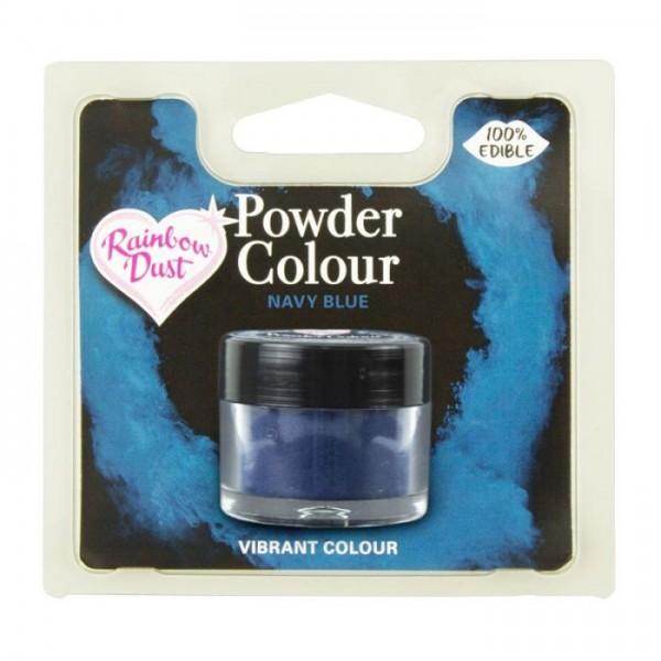 Farbpulver - navy blue -