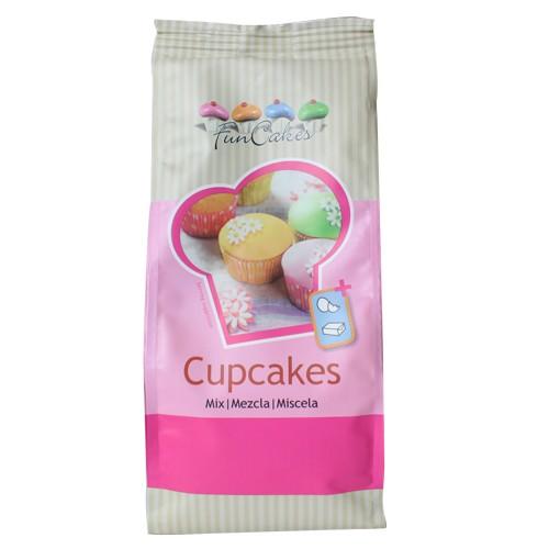 FunCakes Mix fur Cupcakes 500g