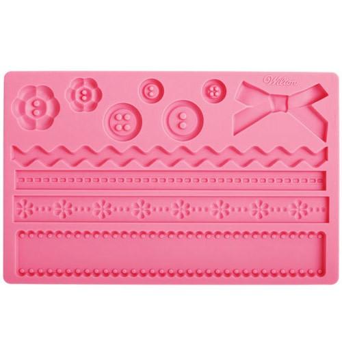 Wilton Fondant & Gum Paste Mold Fabric