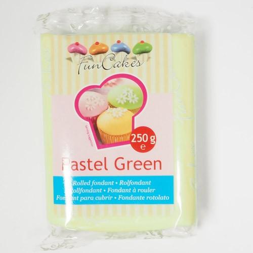 FunCakes Fondant Pastel Green 250g NEU!
