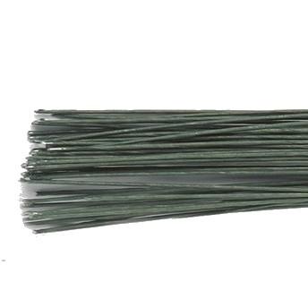 Blumendraht 30 grün