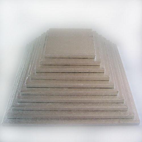 Cake Drum quadratisch 10 x 10 cm
