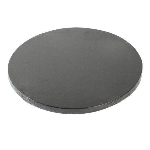Cake Drum rund 30,5 cm - schwarz