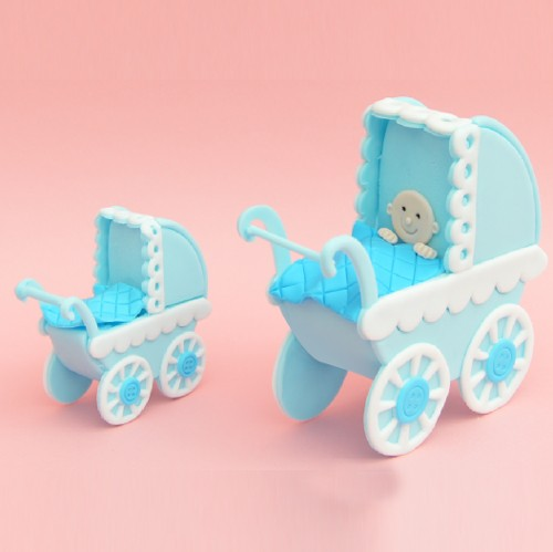 Patchwork Cutter Kinderwagen-Set