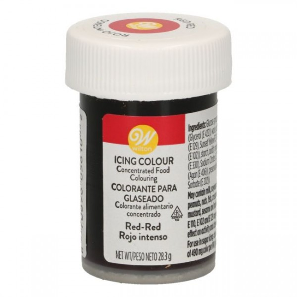 Wilton Icing Color - Red Red - 28g