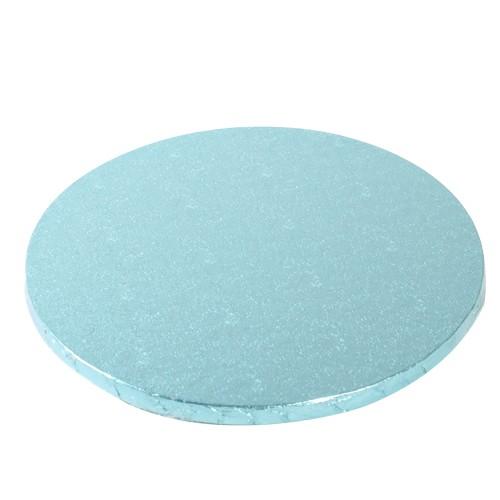 Cake Drum rund 30,5 cm - baby blau