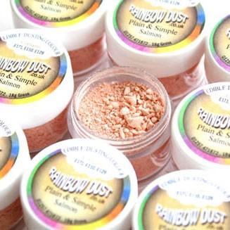 Farbpulver lachs - salmon