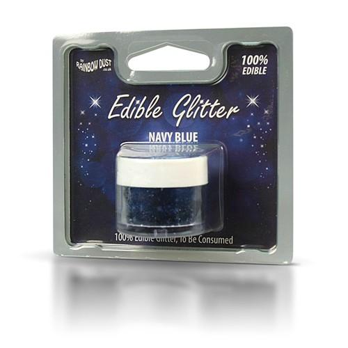 RD Edible Glitter -Navy Blue-