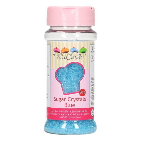 Dekorzucker blau 80 g