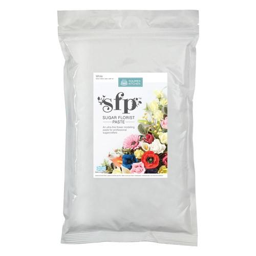 Sk Blütenpaste - Florist Paste - white - 1 kg