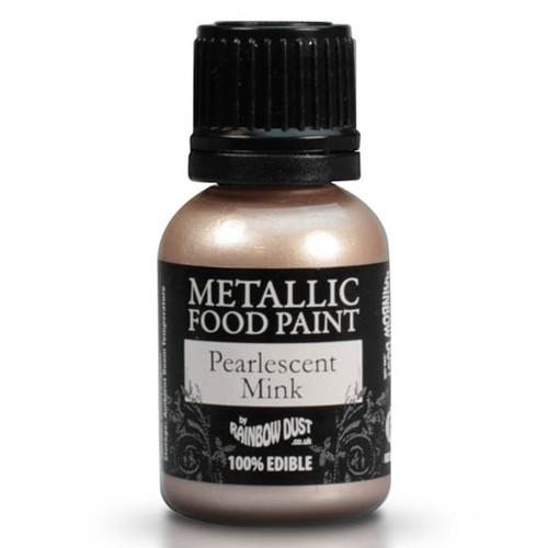 RD Metallic Food Paint Pearlescent Mink