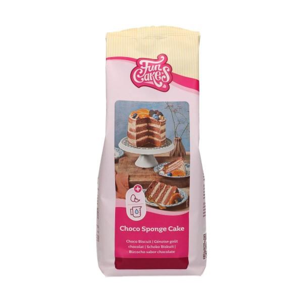 FunCakes Mix fur Schoko-Biskuit 1kg