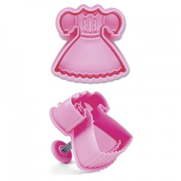 Kleid ca. 6 cm Rosa