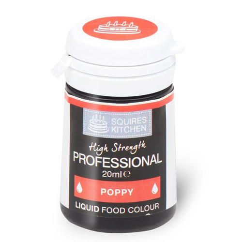 SK Professional Liquid Food Colour - Poppy