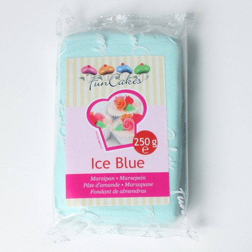 Marzipan Ice Blue 250g