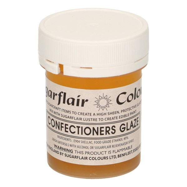 Sugarflair Confectioners Glaze 50 ml