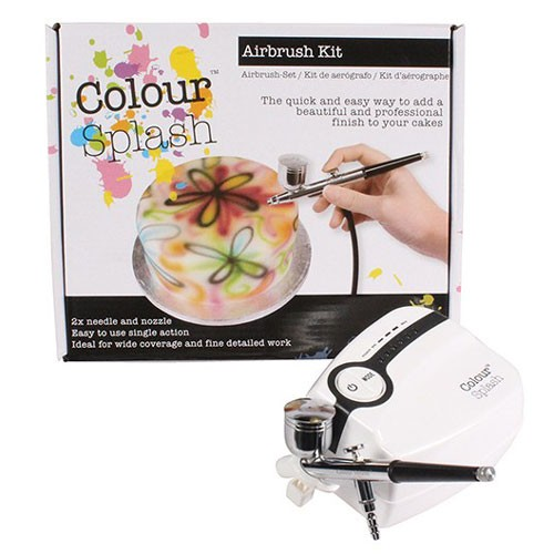 Colour Splash Airbrush Set