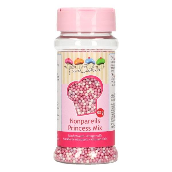 FunCakes Nonpareilles -Prinzessinnenmix- 80g