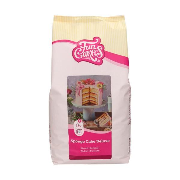 FunCakes Mix fur Biskuit 4 kg Sack