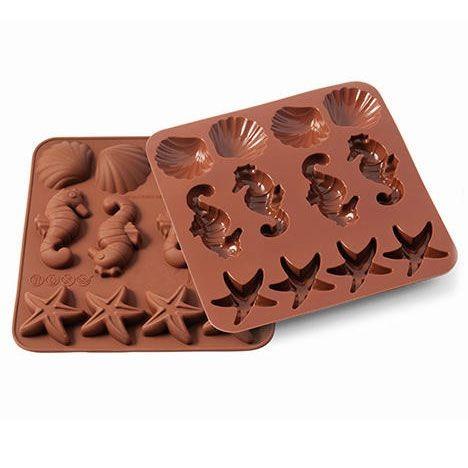 Silikomart Wonder Cakes Silicone Mould -Sealife-