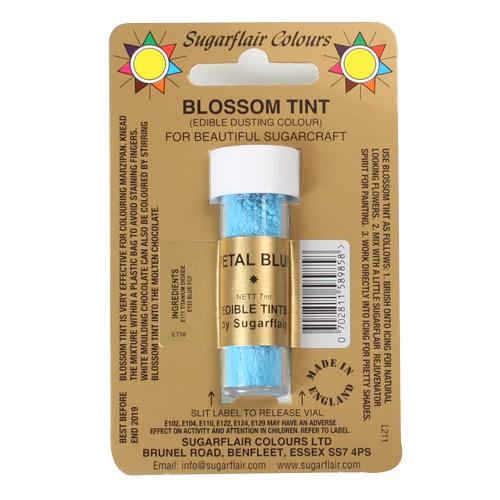 Puderfarbe petal blue