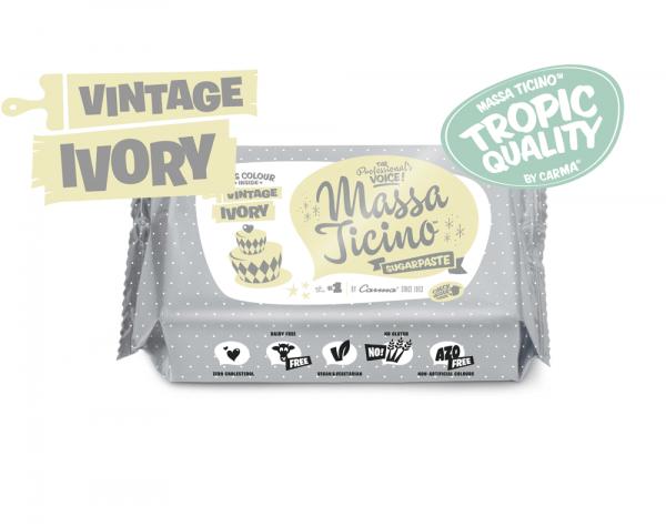 Massa Ticino™ Tropic elfenbein 250 g