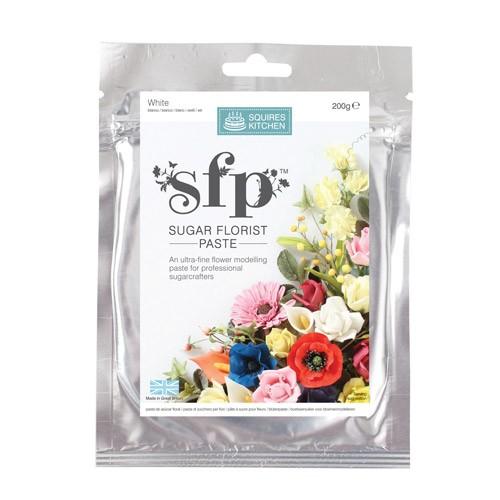 Sk Blütenpaste - Florist Paste - white - 200 g