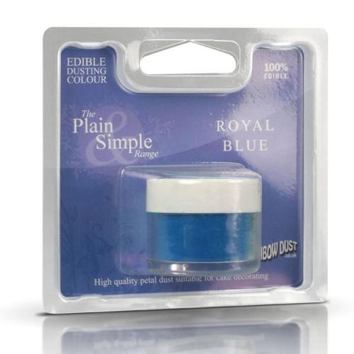 Farbpulver royal blue / königsblau