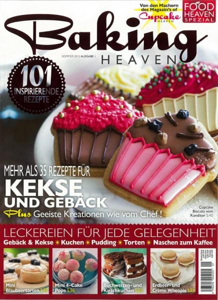 Baking Heaven Ausgabe 1 - Sommer 2012