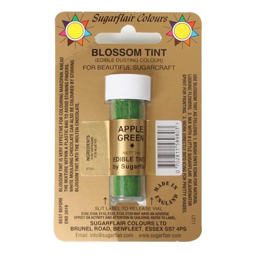Puderfarbe applegreen