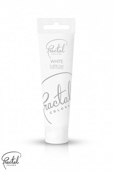 Fractal Pastenfarbe White Snow - schneeweiß - 50 g
