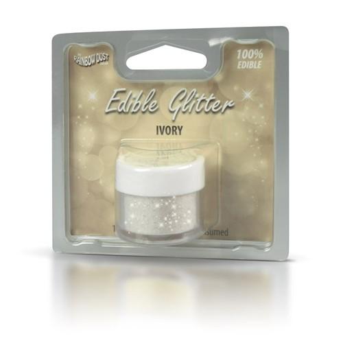 RD Edible Glitter -Ivory-