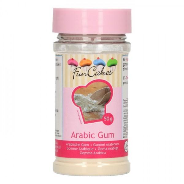 FunCakes Gummi Arabicum 50 g