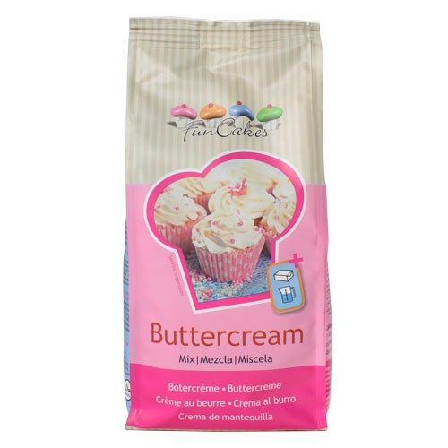 FunCakes Mix fur Buttercreme 1000 g