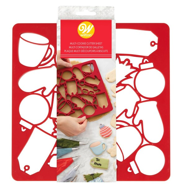 Multi-Keks-Ausstecher Weihnachten