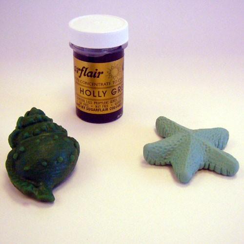Sugarflair Speisefarben-Paste stechpalmengrün - holly green