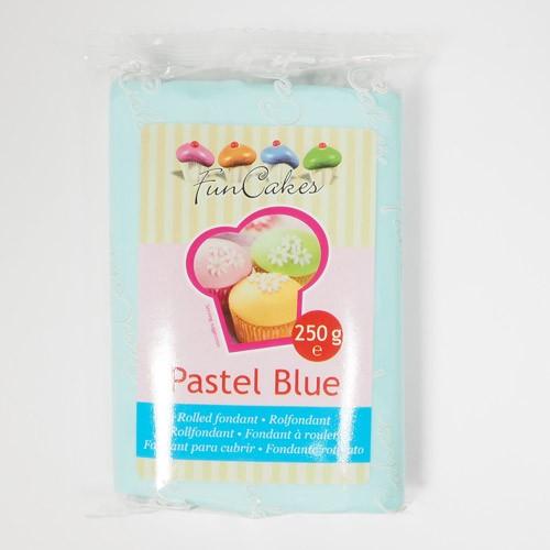 FunCakes Fondant Pastel Blue 250g NEU!