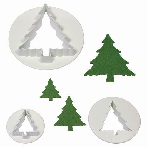 PME Weihnachtsbaum 3er Set