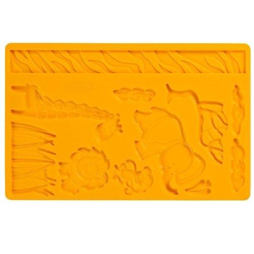 Wilton Fondant & Gum Paste Mold Jungle Anmials